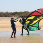 Kite surf yoga retreat essaouira morocco